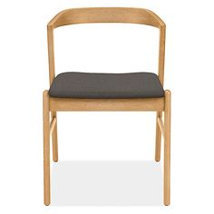 Jansen Chair with Fabric Seat - Chairs - Dining - Room & Board