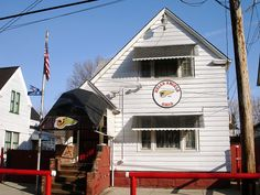Hells Angels Motorcycle Club : Route 81, Ohio. I always like seeing pics of the different 81 Clubhouses. Have any others? Send em my way!