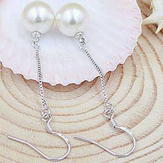 Earrings Aimei Women's 925 Silver  Elegant Earrings? amei  Jewelry Earrings