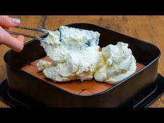 Kinder tejszelet sütemény sütés nélkül - hihetetlenül finom! - YouTube Milk Cake, Biscuits, Ice Cream, Baking, Desserts, Recipes, Food, Lolly Cake, Milk