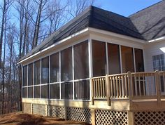 Screened In Porch Designs - pictures, photos, images