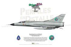 Dassault Mirage III EA - (c/n. 16F/6HD) I-018 Escuadrón II del Grupo Aéreo 6 de Caza - Tandil, Buenos Aires -2002