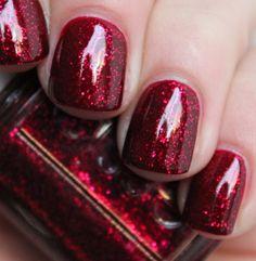 :: Crafty :: Nails :: purrrpolish ~: Essie - Leading Lady
