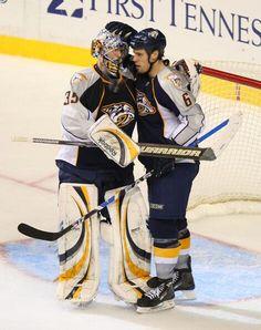 Pekka and Shea