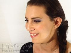 Purple helps enhance brown eyes http://labellavegh.wix.com/labellavegh