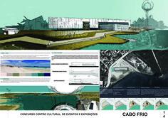 Galeria - Resultados do Concurso Centro Cultural de Eventos e Exposições – Cabo Frio, Nova Fribugo e Paraty - 171/ Maia Melo Engenharia