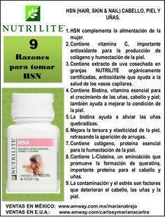 Beneficios que puedes obtener con la nutrición