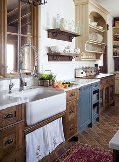 Kitchen+design+in+the+style+of+Provence52.jpg (700×954)