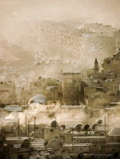Aleppo, Syria سوريا الجريحة.....