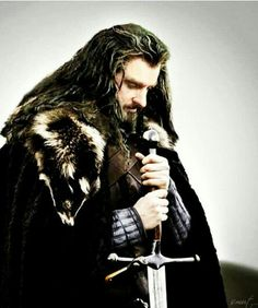 Richard as Thorin Oakenshield