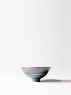Deep-Sky Sake Cup - RYOTA AOKI POTTERY ONLINE STORE