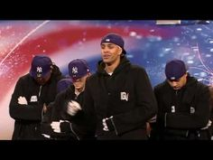 """ITV1 Britains Got Talent - Diversity Dance Performance - 2009 - 25th April"" AHHHH! I absolutely love this! Sooo cute and they rocked the New York fitteds that's what's up!!! ❤❤❤❤ http://m.youtube.com/watch/?v=sQ48Llzyy5s_uri=%2Fwatch%2F%3Fv%3DsQ48Llzyy5s"