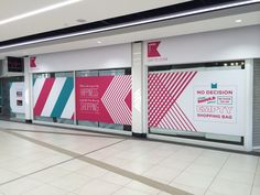 Window Graphics for the retail industry. Perfect London shop window graphics