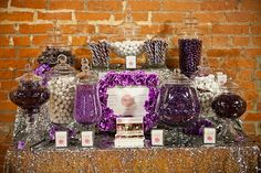 candy buffet by Cherished Moments, Nathan Clendenin Documentary Weddings