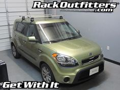 Rack Outfitters - Kia Soul Thule Rapid Traverse SILVER AeroBlade Roof Rack '10-'13*, $381.85 (http://www.rackoutfitters.com/kia-soul-thule-rapid-traverse-silver-aeroblade-roof-rack-10-13/)