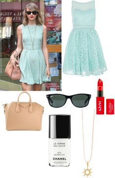 """""""Taylor Swift Inspired Outfit"""" by afurlow on Polyvore"""