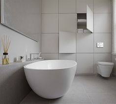 Bespoke Interior Design Sussex and Surrey | KR Interior Design       / Idea armarios baño!!!!!