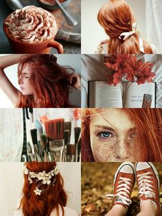 """Shadowhunter TMI CharactersShadowhunter Aesthetics: Clary Fray""""Clary is often said to look almost exactly like Jocelyn - with their green eyes, curly red hair, slender figure, small chest and narrow hips - though she does not see it, nor does she see the beauty others often see in her.  """"  Information Credits to: Shadowhunters Wiki >>> http://shadowhunters.wikia.com/"""