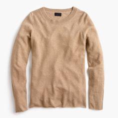 J.Crew - Italian cashmere long-sleeve T-shirt