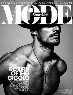 David Gandy by Ram Shergill for ShortList Mode
