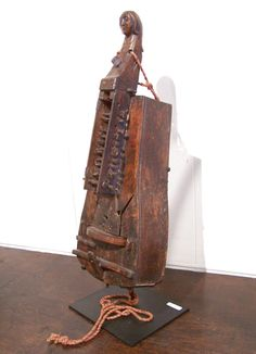 So - to be clear - THIS is what the Hurdy Gurdy man was playing???