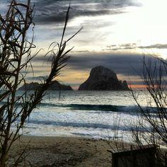 Es Vedra, Ibiza in the winter. #ibiza #villas