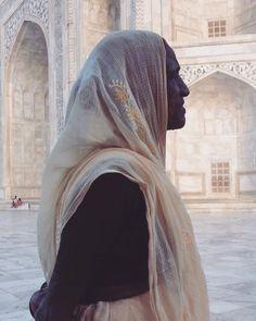 Lady at Taj Mahal, Agra, India Taj Mahal, Portraits, Indian, Lady, Instagram Posts, Fashion, Moda, Fashion Styles, Head Shots