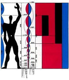 Modulor / Le Corbusier