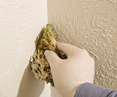 Diy Textured Wall Treatment Techniques Using Joint Compound - Tutorial
