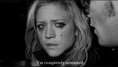 Completely unwanted.