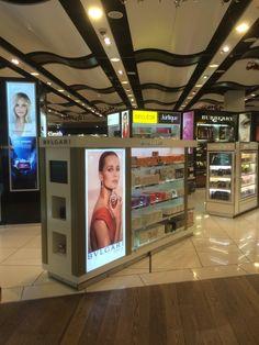 Heathrow Airport - Terminal 3 - London - Duty Free Retail - Layout - Landscape - Customer Journey - Visual Merchandising - www.clearretailgroup.eu