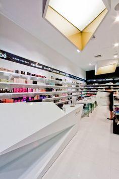 Retail Design | Store Interiors | Shop Design | Visual Merchandising | Retail Store Interior Design | Frivole Prestige / Theza Architects