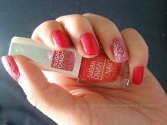 IsaDora Love Crush, Flormar Graffiti G11, Coral Prosilk 56