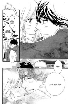 Ao Haru Ride. I almost died in this part! I loved it and I can't believe it's over :(