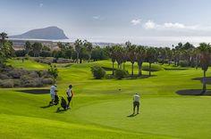 Golf del Sur, Tenerife (via Flickr)