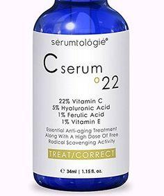 Vitamin C serum 22 by serumtologie Anti Aging Moisturizer - 1.15 oz - Ebay Vietnam