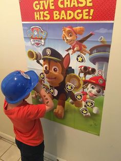 Paw Patrol Birthday Party Ideas | Photo 19 of 36 | Catch My Party