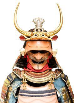 10 Finalists Announced for Samurai: Beyond the Armor Fashion Design Competition - Samurai Weapons, Samurai Helmet, Samurai Armor, Elmo, Birmingham Museum Of Art, Suit Of Armor, Japanese Culture, Art Museum, Sword