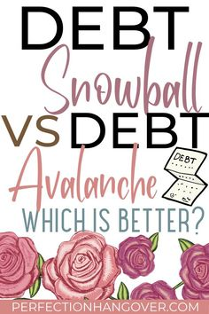 If you need to pay off debt fast, you need to know whether the debt snowball or the debt avalanche will work better for you. Each method has pros and cons, but your personality and the way you spend…More Paying Off Student Loans, Student Loan Debt, Debt Snowball Spreadsheet, Financial Budget, Financial Planning, Financial Apps, Financial Analyst, Financial Accounting, Financial Goals