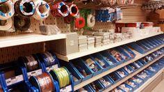 Elettricista? Professionista o fai da te? Nel nostro store un vasto assortimento di materiale elettrico!! VI ASPETTIAMO! Via Gravina 220 - Altamura