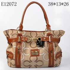 We Mainly Sells Funky Design #Coach #Handbags at Closeout Price