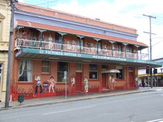 Commercial Hotel Gympie Qld.