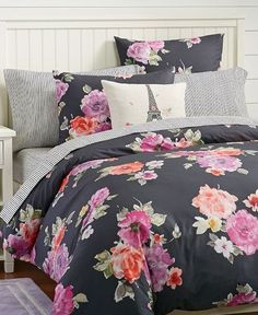 Floral bedding from PBteen