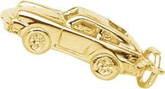 Rembrandt Charms Sports Car Charm, 14... for only $563.00
