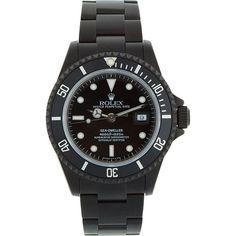 Black Limited Edition Matte Black Limited Edition Rolex Sea Dweller...  ( 23 9c018cb98b