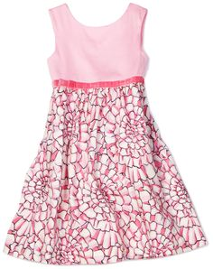 Lilly Pulitzer Girls 7-16 Lolly Dress with Velvet Bow, $88