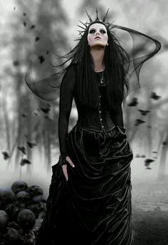 Gorgeous gothic imagery
