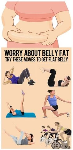 10 Easy Exercises To Reduce Belly Fat | Craze Life