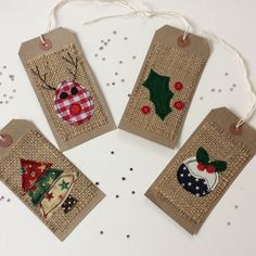 Ideas doodle art christmas gift tags for 2019 Art Christmas Gifts, Christmas Sewing, Christmas Makes, Xmas Crafts, Homemade Christmas, Christmas Projects, Christmas Decorations, Christmas Ornaments, Handmade Gift Tags