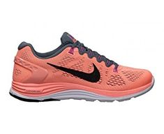 399bff7d0cd86 Nike Womens Lunarglide 5 Running Shoes 599395-604 Sz 10.5 Atomic Pink  Review Nike Shoes